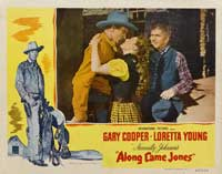 Along Came Jones - 11 x 14 Movie Poster - Style B
