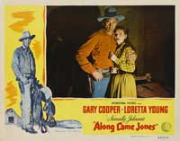 Along Came Jones - 11 x 14 Movie Poster - Style C