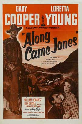 Along Came Jones - 11 x 17 Movie Poster - Style C