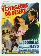 Along the Great Divide - 11 x 17 Movie Poster - Belgian Style A