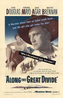 Along the Great Divide - 11 x 17 Movie Poster - Style A