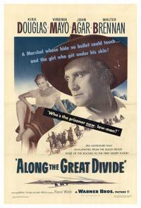 Along the Great Divide - 27 x 40 Movie Poster - Style A