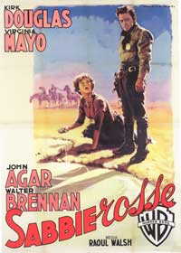 Along the Great Divide - 27 x 40 Movie Poster - Italian Style A
