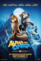 Alpha and Omega - 11 x 17 Movie Poster - Canadian Style A