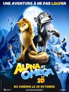 Alpha and Omega - 11 x 17 Movie Poster - French Style A