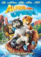 Alpha and Omega - 11 x 17 Movie Poster - Style F