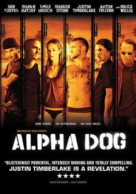 Alpha Dog - 27 x 40 Movie Poster - Style B