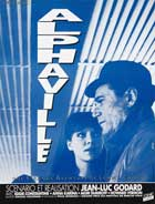 Alphaville - 11 x 17 Movie Poster - French Style B