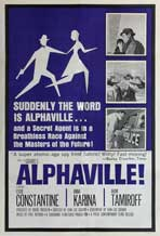 Alphaville - 11 x 17 Movie Poster - Style A