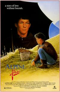 Alpine Fire - 11 x 17 Movie Poster - Style A