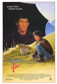 Alpine Fire - 27 x 40 Movie Poster - Style A