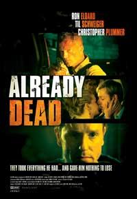 Already Dead - 11 x 17 Movie Poster - Style B