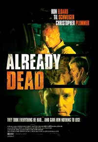 Already Dead - 27 x 40 Movie Poster - Style B