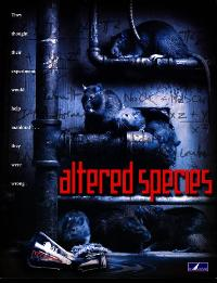 Altered Species - 11 x 17 Movie Poster - Style A