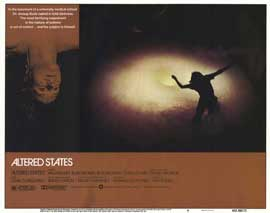 Altered States - 11 x 14 Movie Poster - Style I