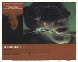 Altered States - 11 x 14 Movie Poster - Style K