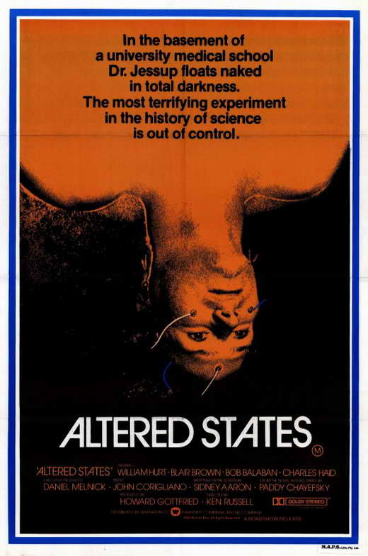 altered states movie posters from movie poster shop