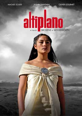 Altiplano - 11 x 17 Movie Poster - Style A