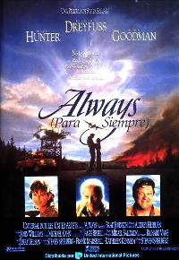 Always - 11 x 17 Movie Poster - Spanish Style A