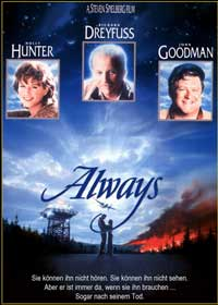 Always - 11 x 17 Movie Poster - German Style A