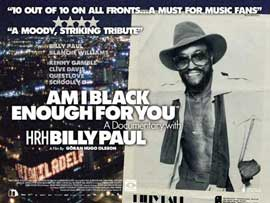 Am I Black Enough For You - 11 x 17 Movie Poster - Style A