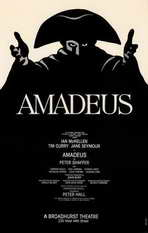 Amadeus (Broadway) - 11 x 17 Poster - Style A