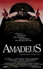 Amadeus - 11 x 17 Movie Poster - Style C