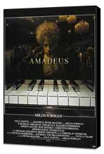 Amadeus - 27 x 40 Movie Poster - French Style A - Museum Wrapped Canvas
