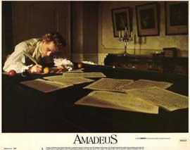 Amadeus - 11 x 14 Movie Poster - Style E