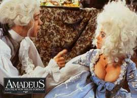 Amadeus - 11 x 14 Poster German Style B