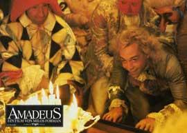 Amadeus - 11 x 14 Poster German Style C