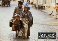 Amadeus - 11 x 14 Poster German Style D