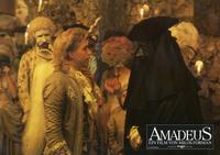 Amadeus - 11 x 14 Poster German Style E