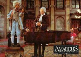 Amadeus - 11 x 14 Poster German Style F