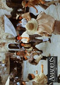 Amadeus - 11 x 14 Poster German Style G
