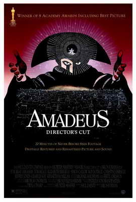 Amadeus - 27 x 40 Movie Poster - Style A