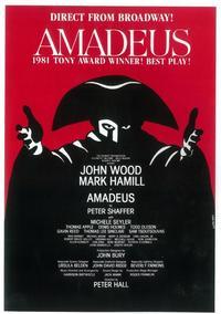 Amadeus - 11 x 17 Poster - Style B