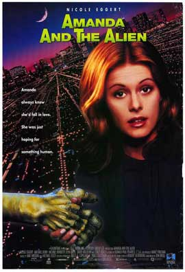Amanda and the Alien - 27 x 40 Movie Poster - Style A