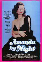 Amanda By Night - 11 x 17 Movie Poster - Style A