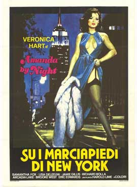 Amanda By Night - 27 x 40 Movie Poster - Italian Style A
