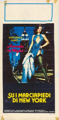 Amanda By Night - 27 x 40 Movie Poster - Italian Style B