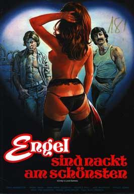 Amanti Miei - 11 x 17 Movie Poster - German Style A