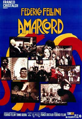 Amarcord - 11 x 17 Poster - Foreign - Style A