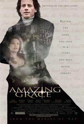 Amazing Grace - 11 x 17 Movie Poster - Style A