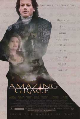 Amazing Grace - 27 x 40 Movie Poster - Style A