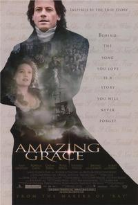 Amazing Grace - 43 x 62 Movie Poster - Bus Shelter Style A
