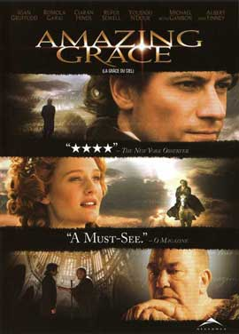 Amazing Grace - 11 x 17 Movie Poster - Style B