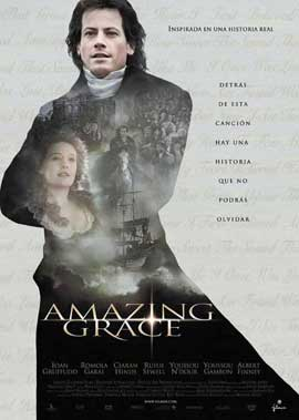 Amazing Grace - 11 x 17 Movie Poster - Spanish Style A