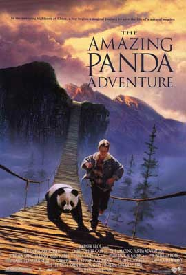 The Amazing Panda Adventure - 27 x 40 Movie Poster - Style A