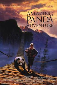 The Amazing Panda Adventure - 43 x 62 Movie Poster - Bus Shelter Style A